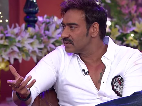 Ajay Expalined How He Pranked Big B