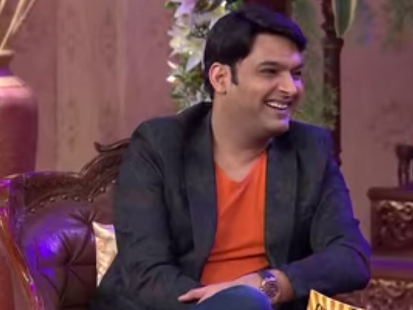 Kapil Having Fun