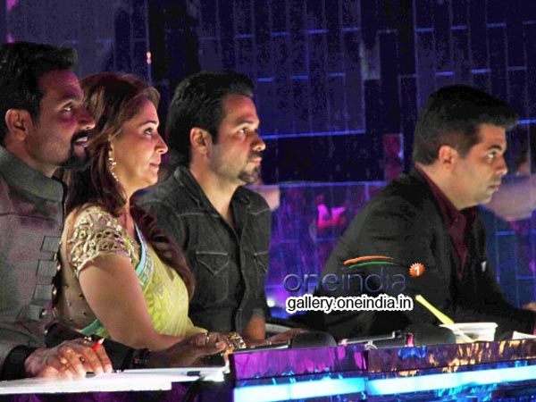 Emraan Hashmi Among The Judges
