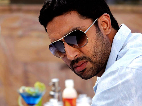 Abhishek Bachchan To Play Double Role