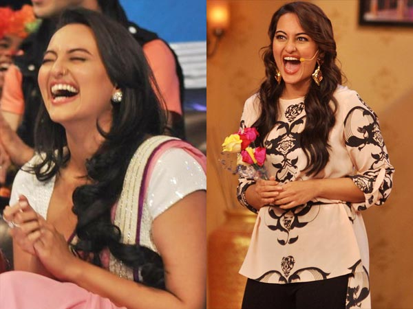 Actresses Caught Laughing Their Hearts Out
