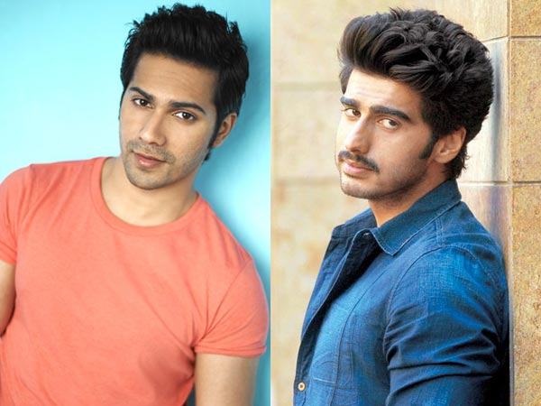 Varun was last seen in Humpty Sharma Ki Dulhania