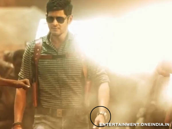 Aagadu Producers Shell Out Hefty Sum On Watch