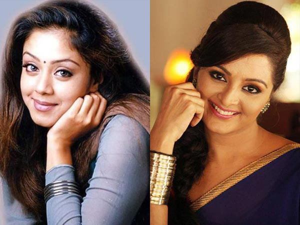 Jyothika Steps Into The Shoes Of Manju Warrier