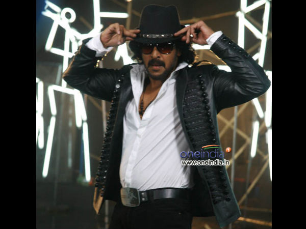 Upendra has no objection for Uppi's Love Story