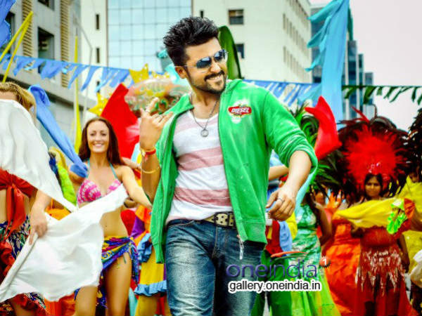 Anjaan Gets Fantastic Opening; The First Day Collections Rock At Box Office