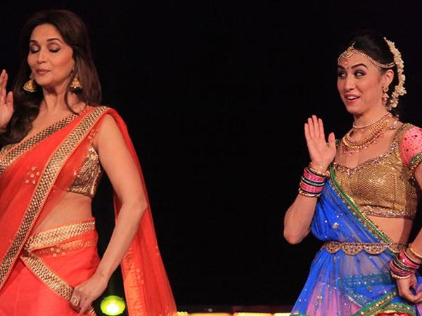 Madhuri And Lauren