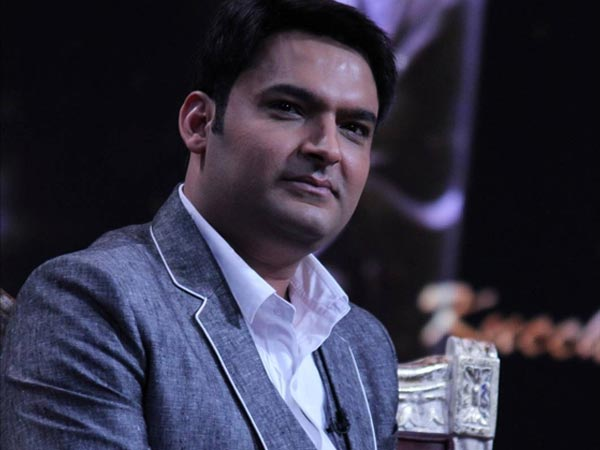 Kapil's Emotional Side