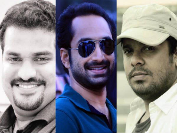 Fahad Fazil To Join Hands With Dileesh Pothan And Aashiq Abu