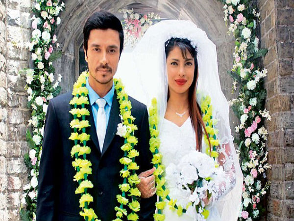 Priyanka Chopra and Darshan Kumar