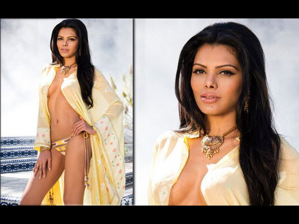 Sherlyn Chopra Very Bold