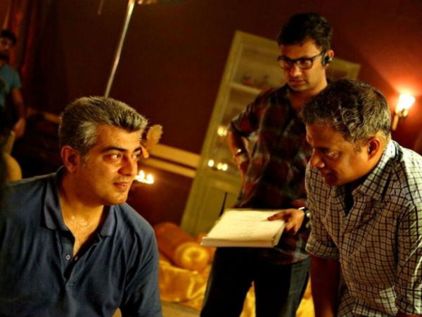 Ajith's 'Thala 55' First Look For Ganesh Chaturthi