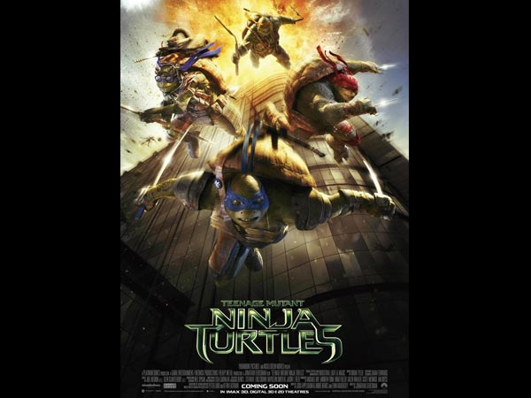 Teenage Mutant Ninja Turtles Is Still No.1 At Box Office, Beats Expendables 3