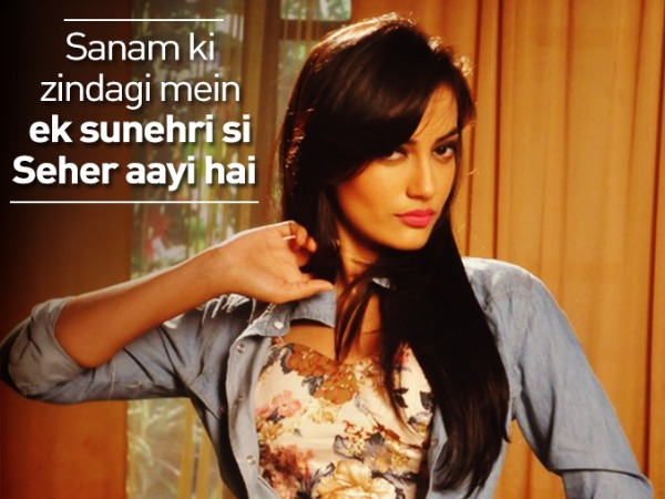 Qubool Hai: Seher Enters Sanam's House Planning Robbery