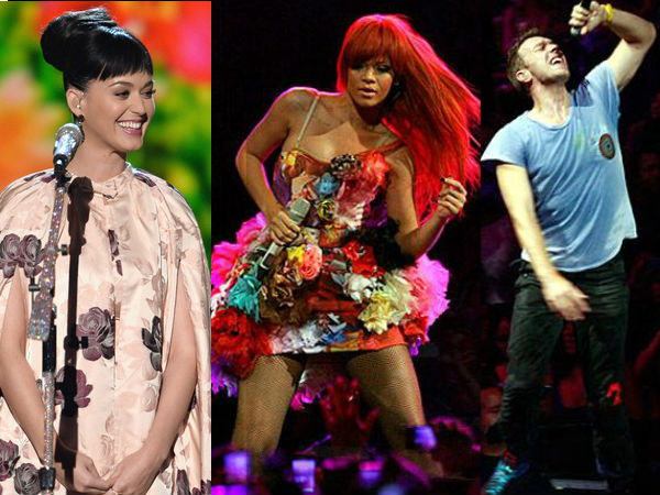 Rihanna, Coldplay And Katy Perry To Perform At Super Bowl?