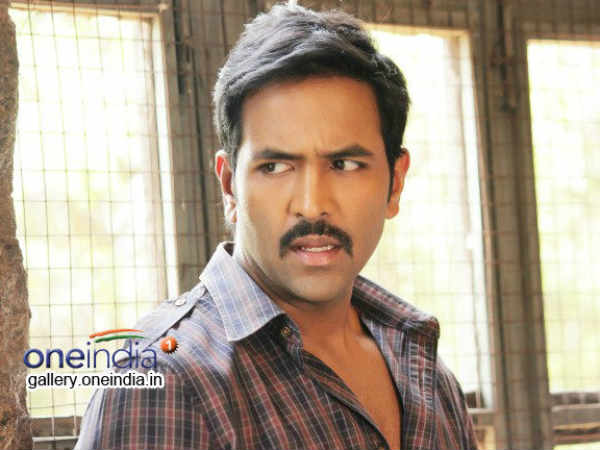 Anukshanam Is Most Tiring Film: Vishnu