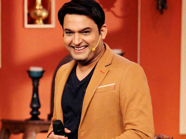 Kapil Sharma To Shoot Comedy Nights... In Dubai