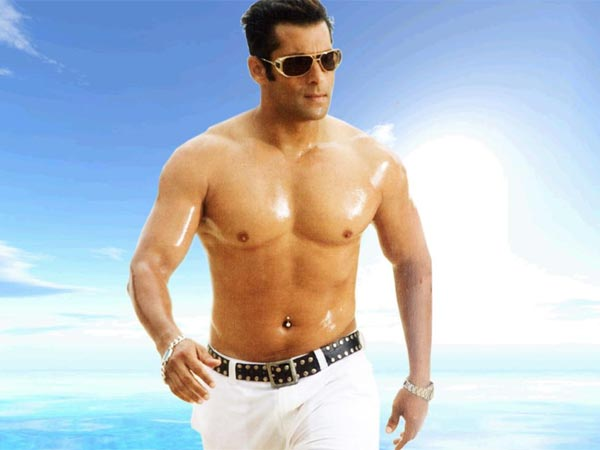 Will Salman Strip?
