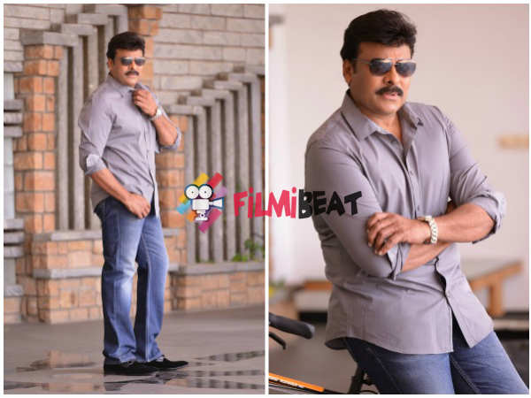 Chiranjeevi's Hunt For Right Script