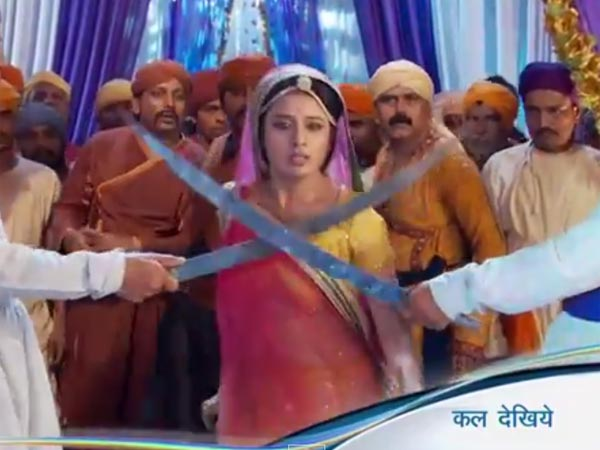 Jodha Helpless