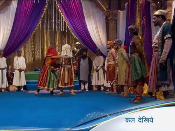 jodha akbar atifa to kill akbar as jodha watches filmibeat