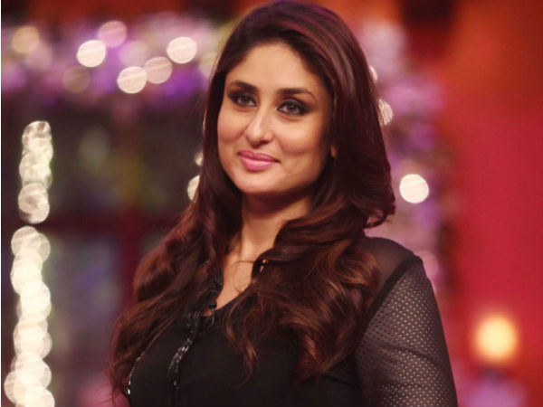 Kareena Kapoor was last seen in Singham Returns