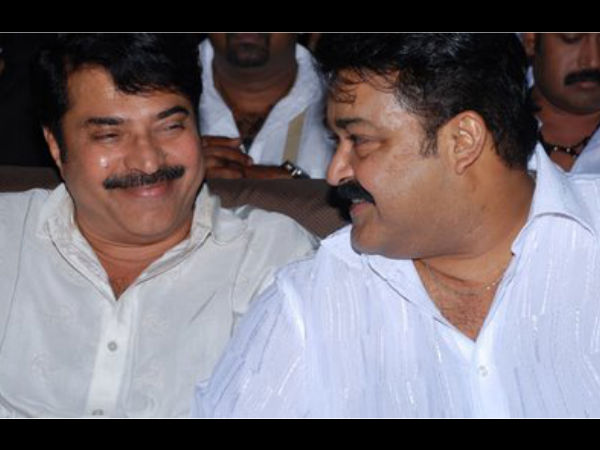 Mammootty And Mohanlal To Share Screen!