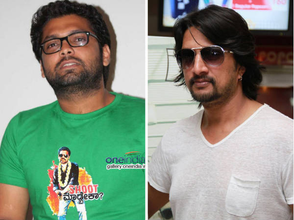 Rakshit Shetty To Direct Sudeep In Thugs Of Malgudi