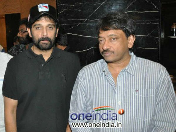 RGV Reunites With JD Chakravarthy