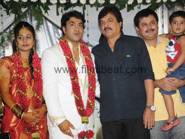 Harish Raj Wedding Reception
