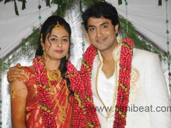 harish raj marriage