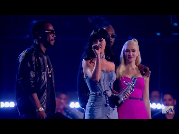 "Katy Perry ft. Juicy J - ""Dark Horse"""