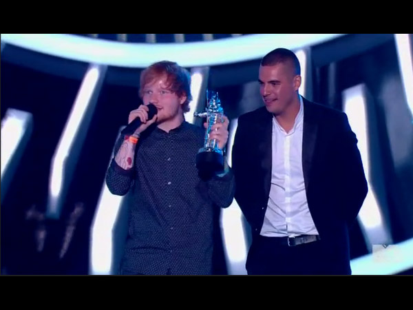 "Ed Sheeran ft. Pharrell Williams - ""Sing"""