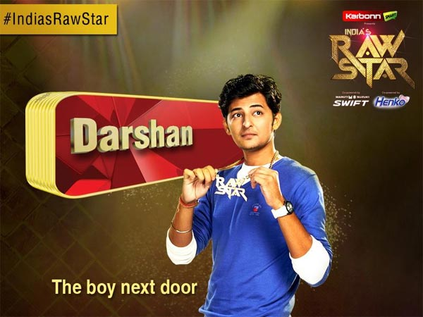 Darshan Raval (19) From Ahmadabad