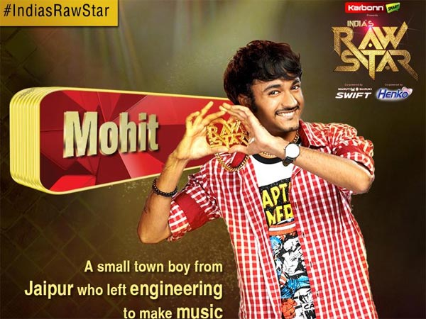 Mohit Gaur (22) From Jaipur