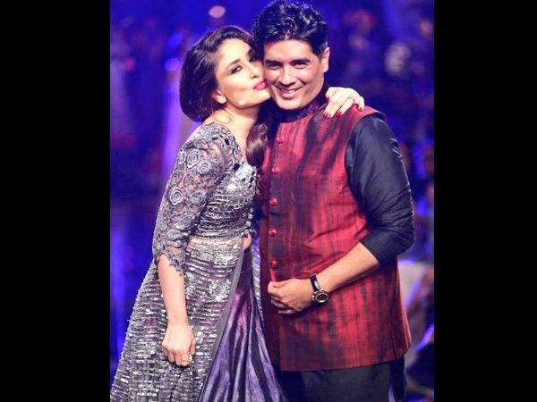 Kareena And Manish Malhotra
