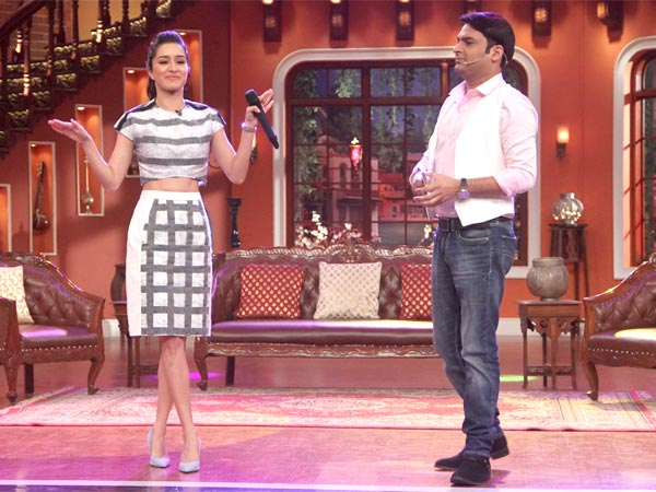 Kapil And Shraddha