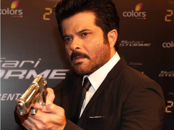 Season II Of 24 Will Be As Thrilling: Anil Kapoor