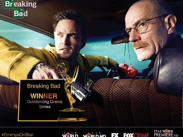 Emmy Awards: 'Breaking Bad' Is Breaking Records!