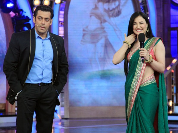 I Will Watch Bigg Boss 8 Only For Salman Khan: Elli Avram