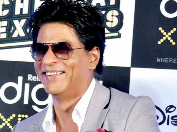 Shahrukh Khan will be next seen in Happy new Year
