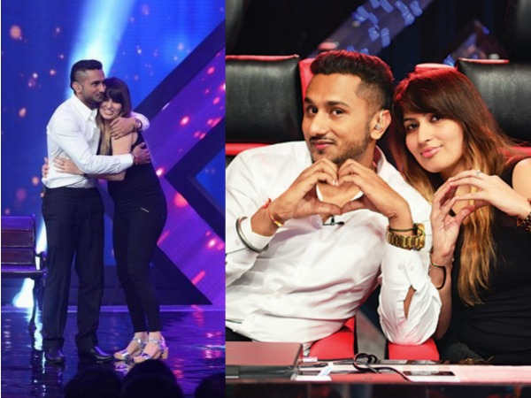 Awww! Yo Yo Honey Singh Couldn't Shoot India's Raw Star Until His Wife ...