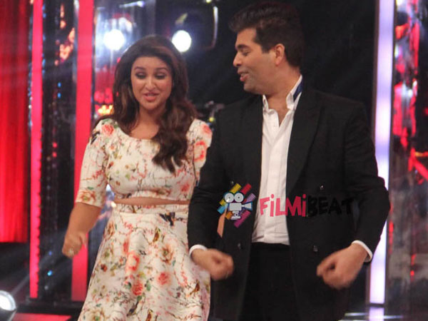 Parineeti With Karan