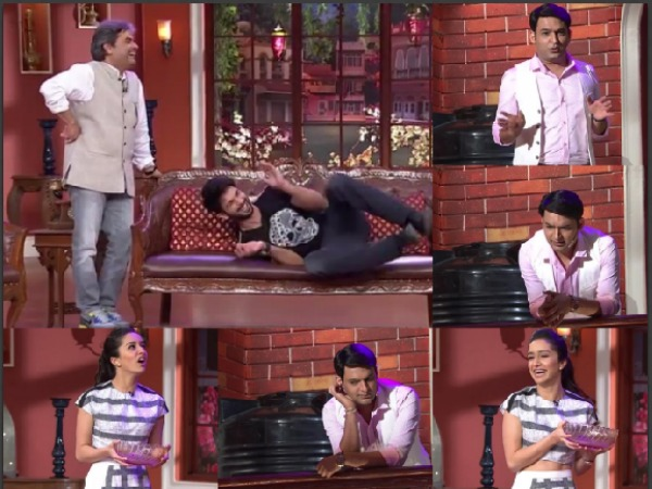 Romeo And Juliet On Comedy Nights