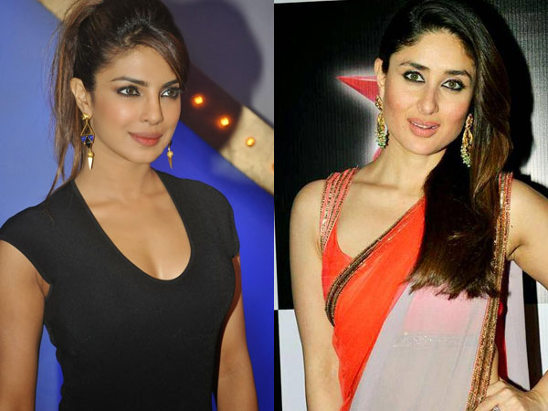 Priyanka and Kareena Worked Togehter in the film Aitraaz