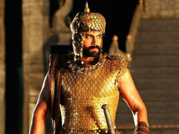 Rana Wraps Up Rudhramadevi; Set To Shoot For Baby