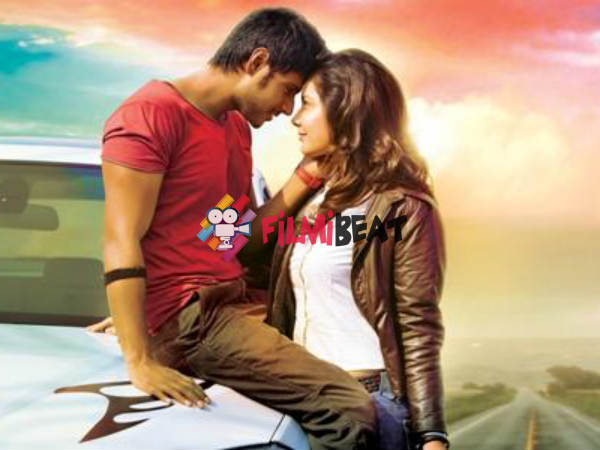 Sundeep Kishan, Rashi Khanna's First Look In Joru