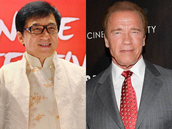 After Jackie Chan, Arnold To Launch A Tamil Audio