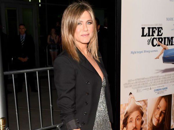 Jennifer Aniston To Make A Directorial Debut?