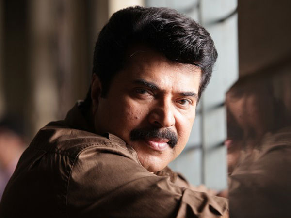 Mammootty To Play Firefighter